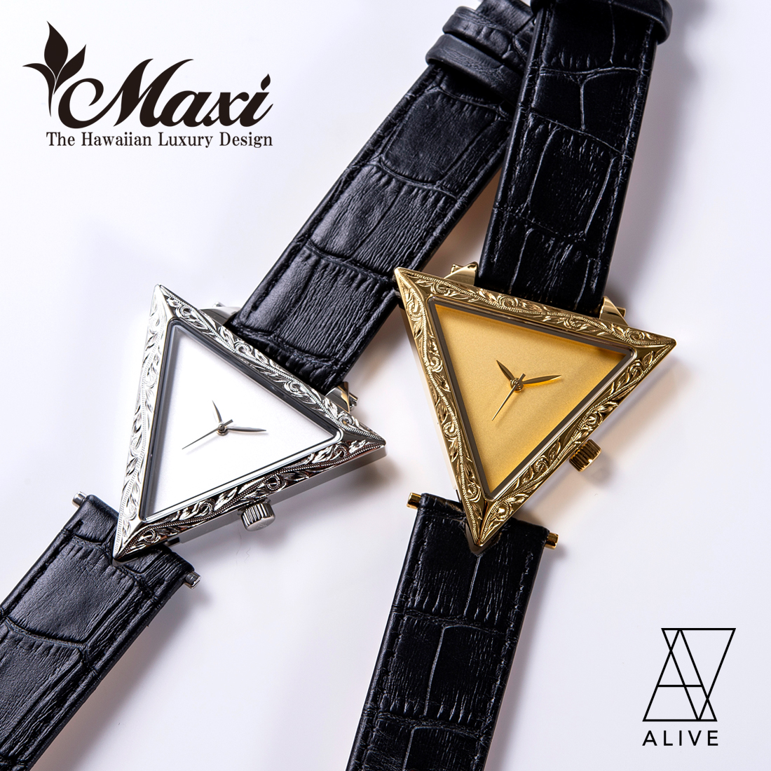 Maxi × ALIVE Collaboration Watch